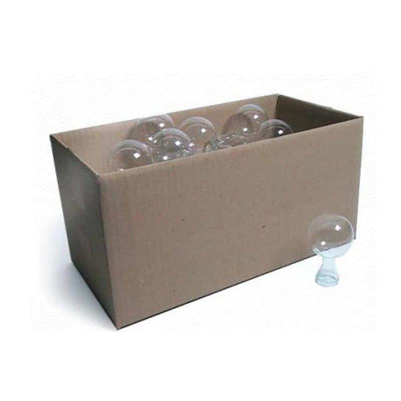 Pipette ronde transparente Carton de 720pièces ø 4cm