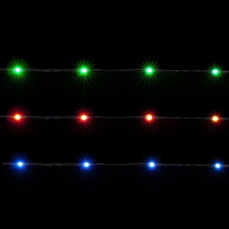 Cordon lumineux 50 leds en 5 mètres