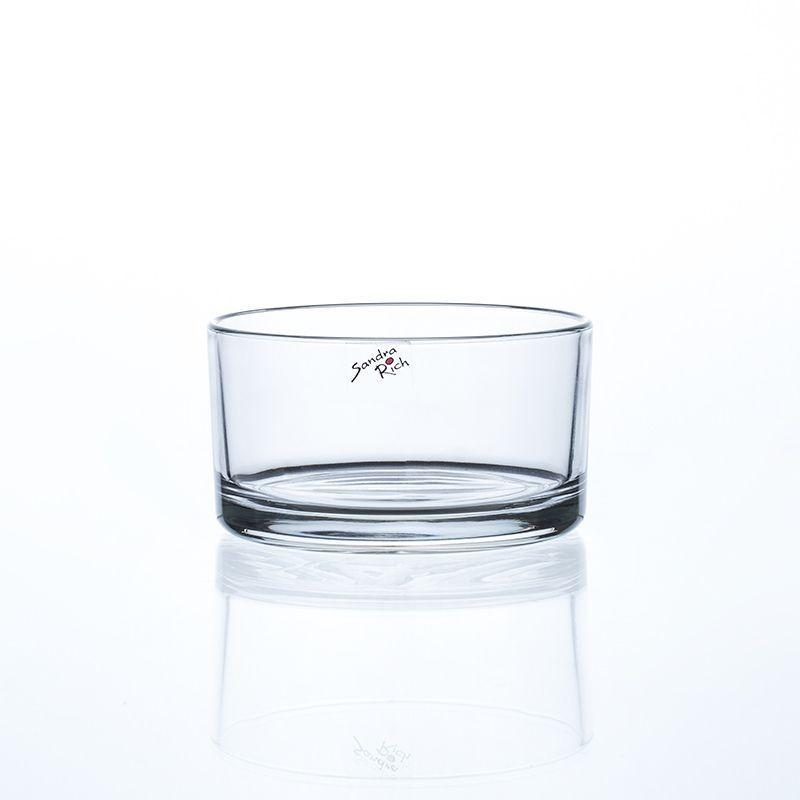 Coupe verre H7,5cm ø13,5cm transparent