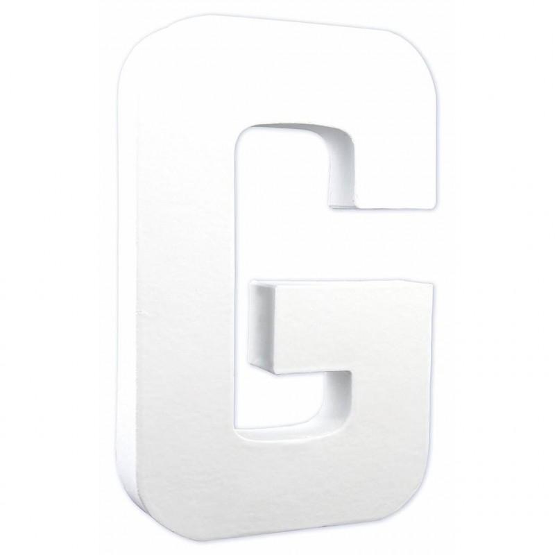 "LETTRE ""G"""