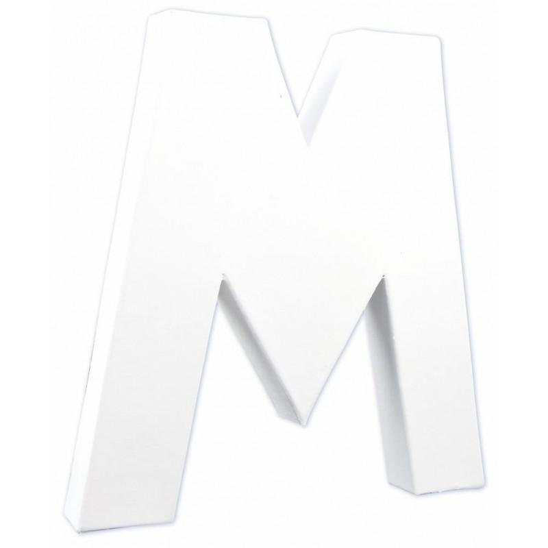 """LETTRE """"M"""""""