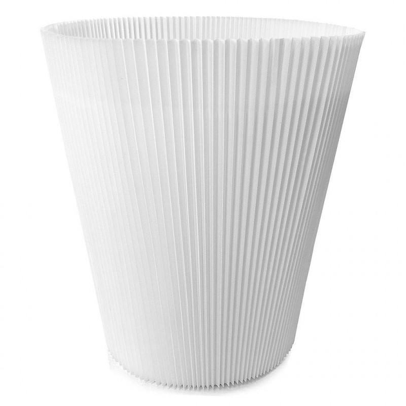 Manchette coloris blanc 10.5 cm sachet de 100 pièces