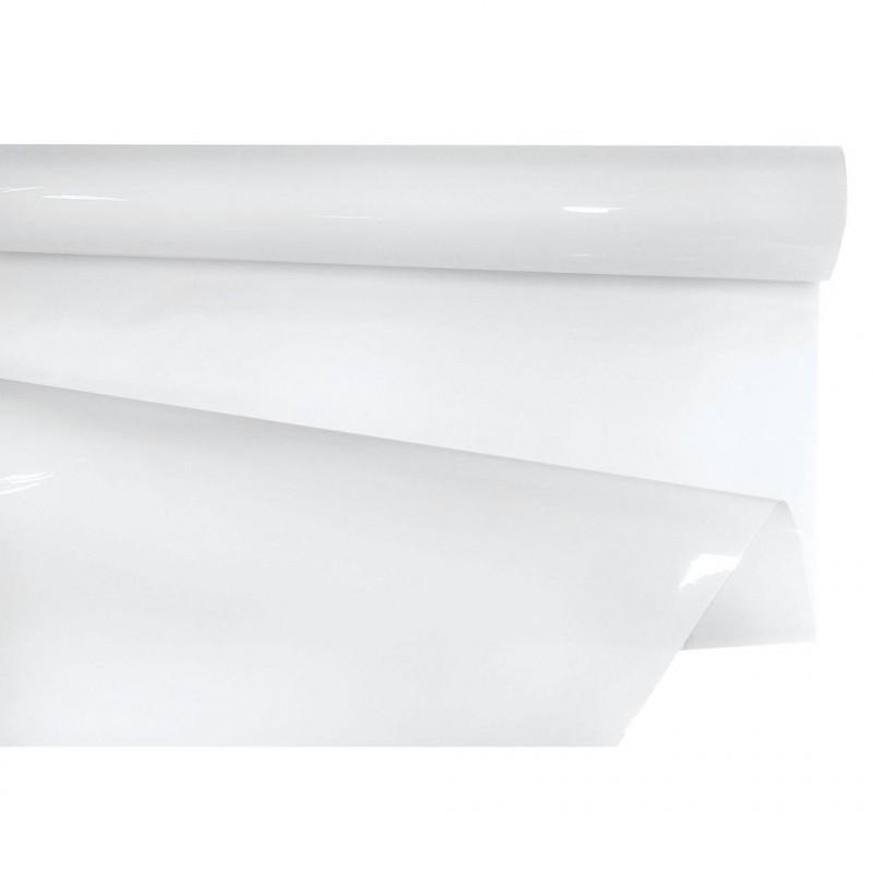 Rouleau papier bulle coloris blanc en 35 microns 0,80 x 40 m