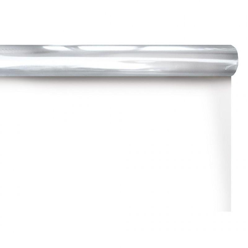 Rouleau polypro neutre 1mx120m en 40 microns