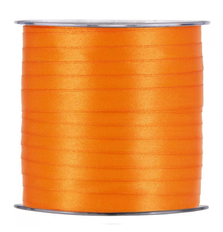 RUBAN SATIN 10mm x 100m_ORANGE_1474XXP 10