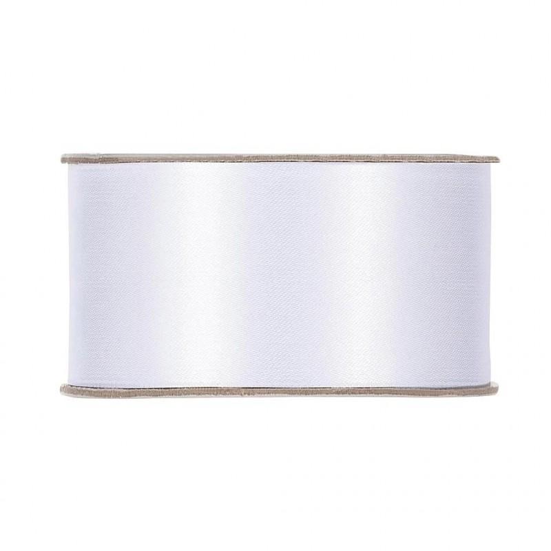 RUBAN SATIN 40mm x 25 m_BLANC_1474XG 01