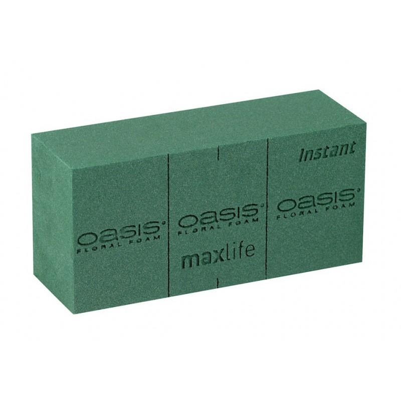 MOUSSE FLORALE_OASIS INSTANT_CARTON x20 BRIQUES