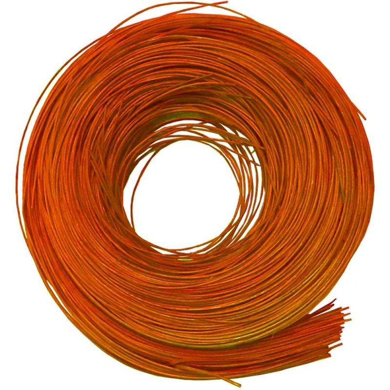 Rotin fin holzminido orange 250g