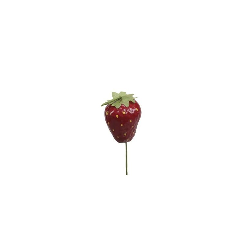 Pic fraise par boîte de 12 pièces