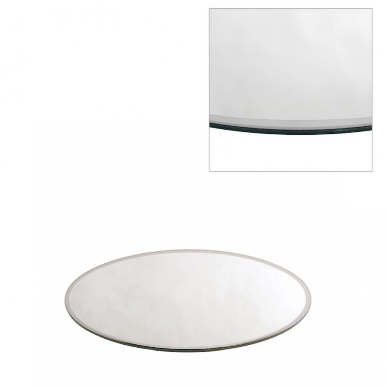 Assiette Miroir ronde  ø20cm