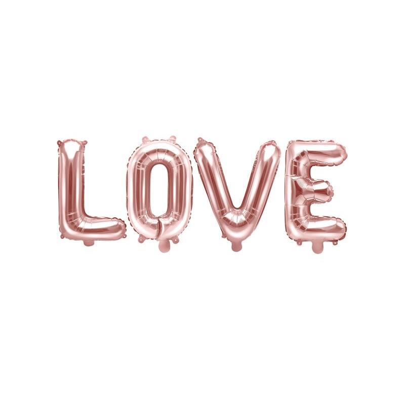 """Ballon """"Love"""""""