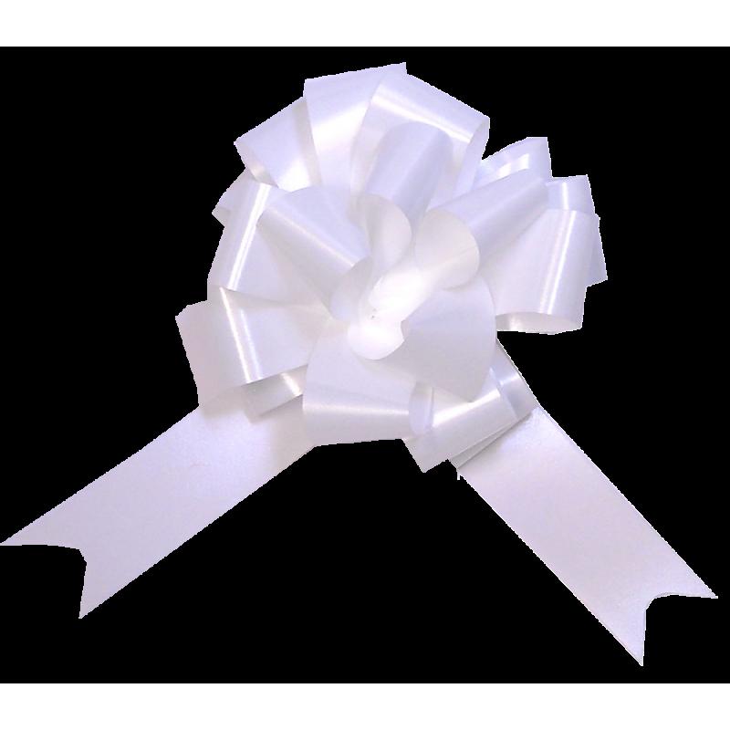Noeud automatique Boite de 20 pièces Blanc