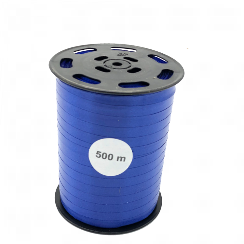 Bolduc classique 7mmx500m Bleu nuit