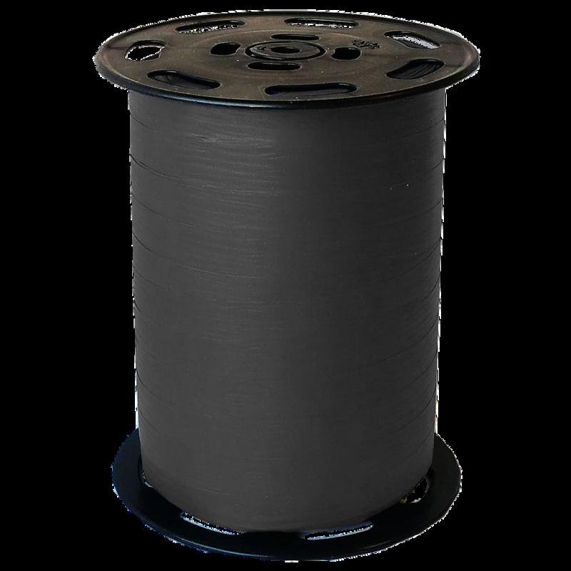 Bolduc Mat Noir 10mm x250m