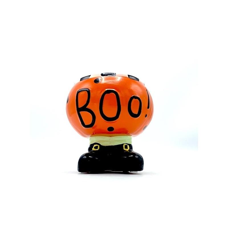 """Pot d'Halloween """"Boo"""" ø10"""