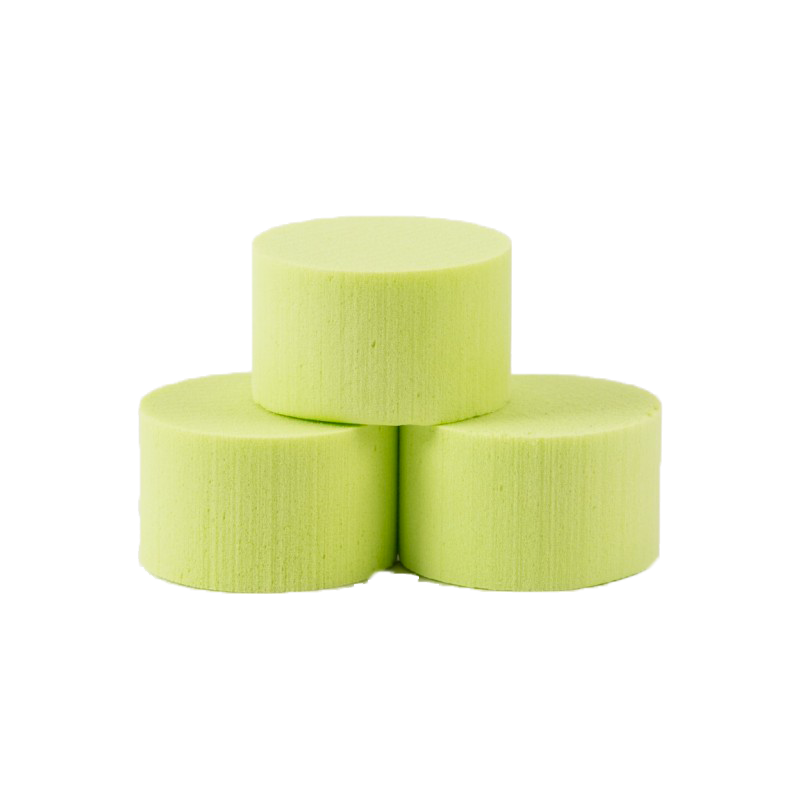 MOUSSE CYLINDRE MOUILLABLE_8cm_OASIS_VERT ANIS_25-37919