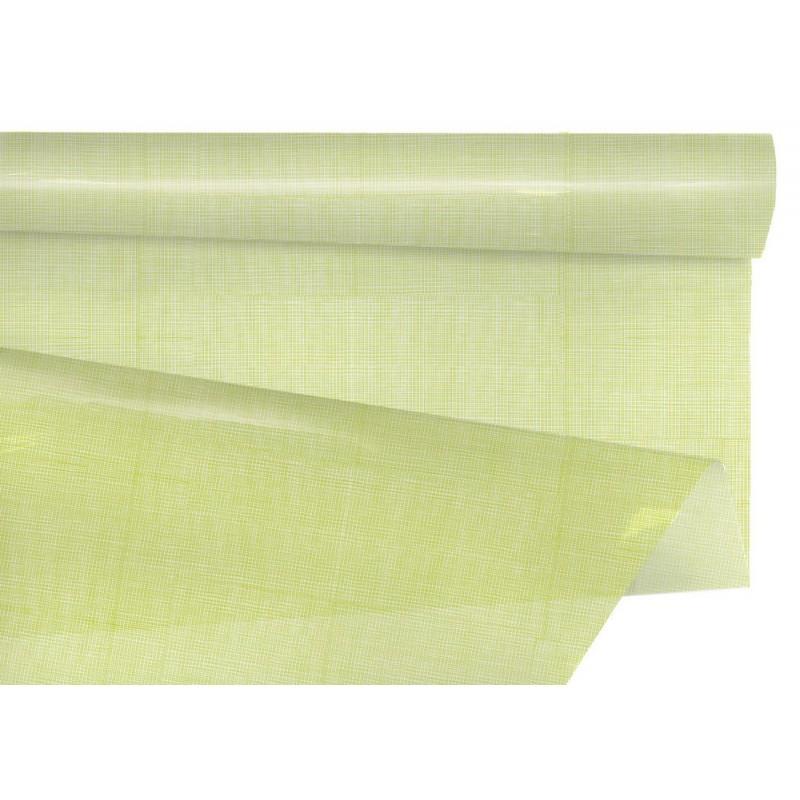 Rouleau clayrbrill à motif carreau 0,80x40 m 35 microns