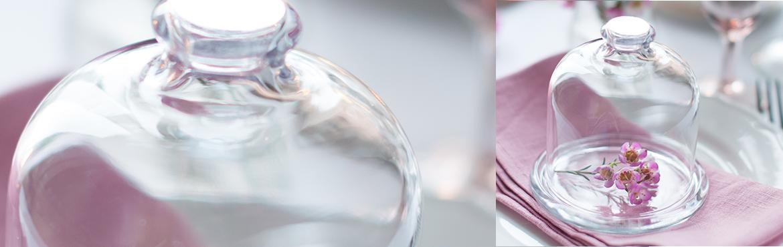 GROSSISTE EN Cloche en verre