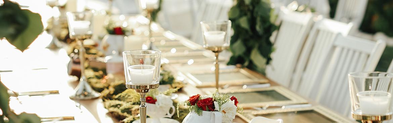 Grossiste en décoration de mariage